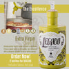Legado Extra Virgin Olive Oil.  2 500ml bottles plus Spana Bag