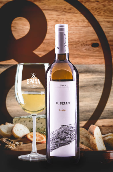 M. Bello Blanco 2017 750ml