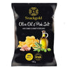 Himalayan Salt Snackgold Gourmet Potato Chips 125g