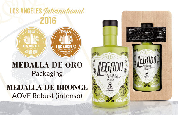 Legado Extra Virgin Olive Oil from Malaga 500ml