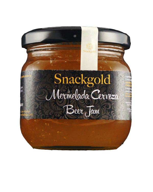 Snackgold Beer Jam 210gm.