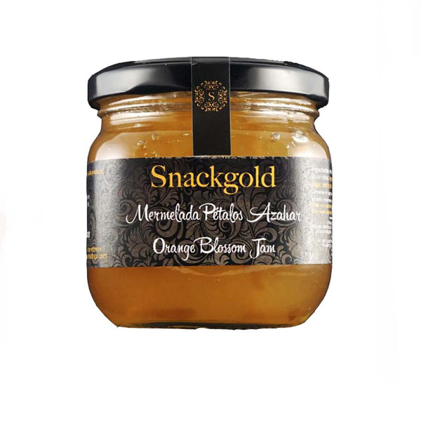 Snackgold Orange Blossom Jam 210gm