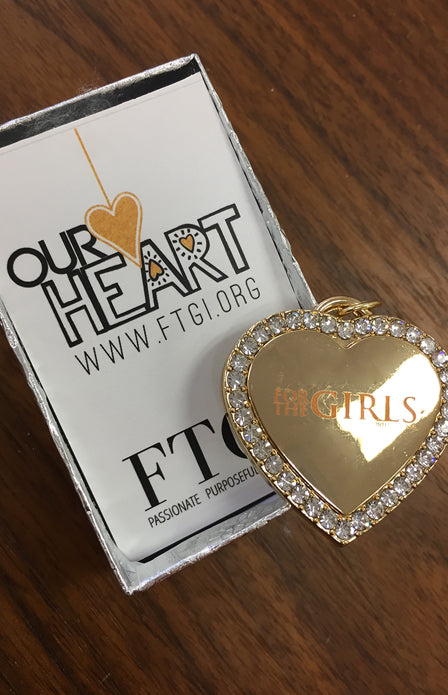 FTGI Signature Heart Necklaces - 10 Pack