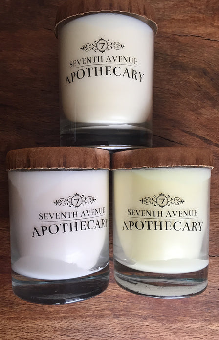 Large Seventh Avenue Apothecary Candles