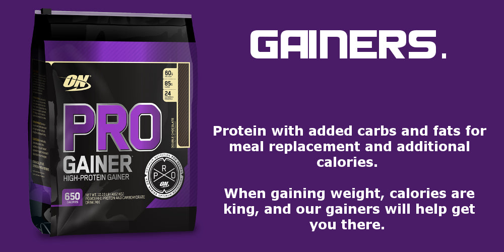 Coalition Nutrition - Mass Gainers
