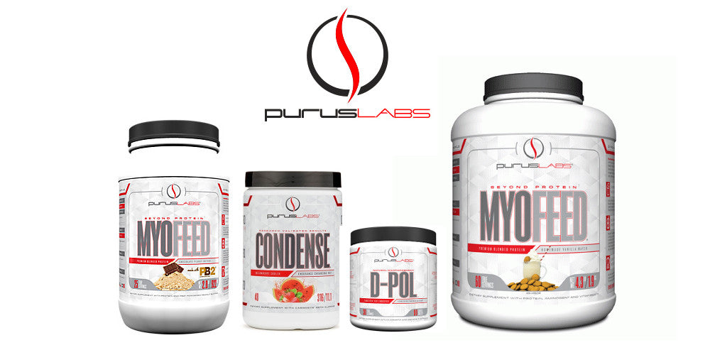 Purus Labs Supplements