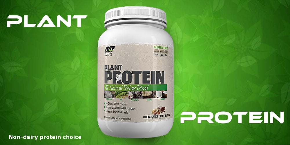 Coalition Nutrition Plant Based Protein