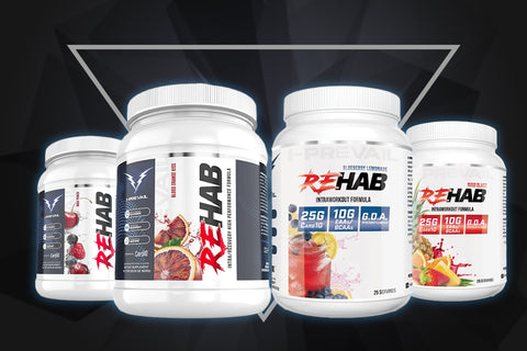 I-Prevail Supplements Rehab & Rehab 2.0 Coalition Nutrition