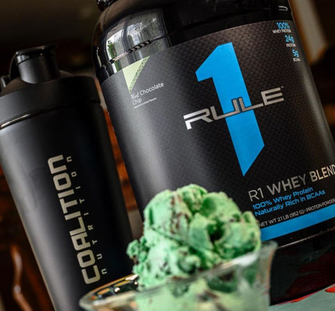 Rule One Whey Blend for Crossfit Athletes