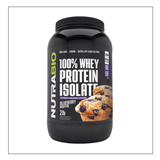 Nutra Bio Whey Isolate Blueberry Muffin
