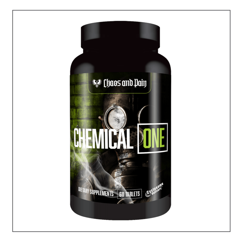 CoalitionNutrition,Chaos & Pain Chemical One - CoalitionNutrition