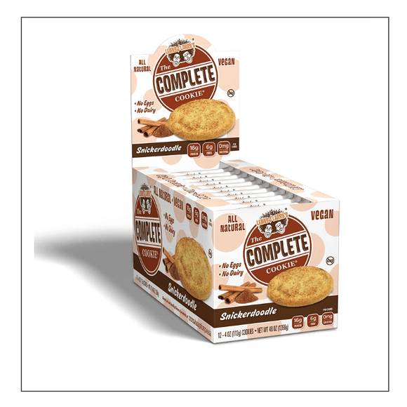 CoalitionNutrition,Lenny & Larry's Cookies - CoalitionNutrition