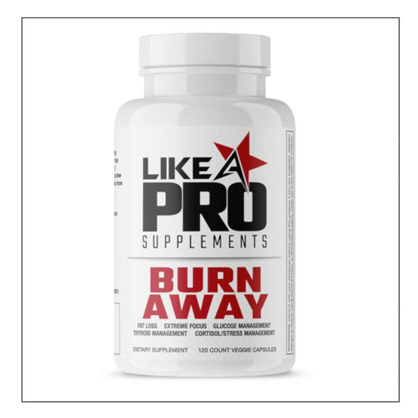 Like A Pro Supplements Burn Away