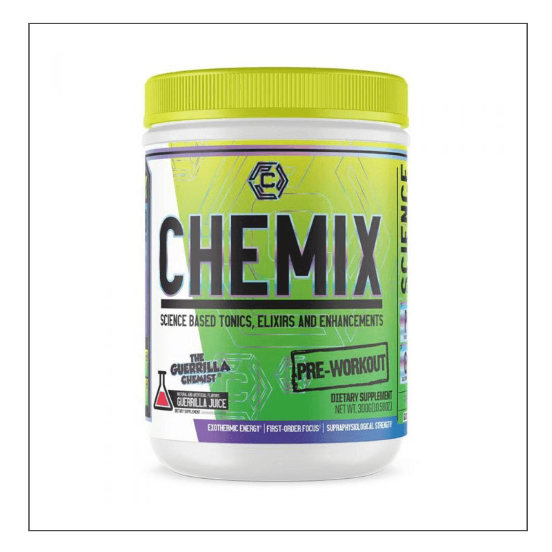 CoalitionNutrition,Chemix Pre Workout - CoalitionNutrition