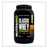 Nutra Bio Classic Whey 2lb Chocolate Peanut Butter