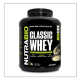 Nutra Bio Classic Whey 5lb Cake Batter