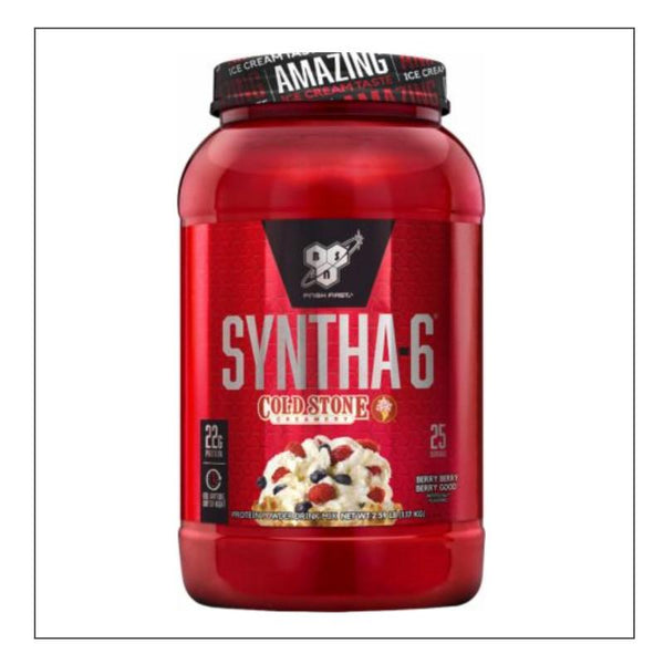 BSN Syntha 6 Coldstone Series