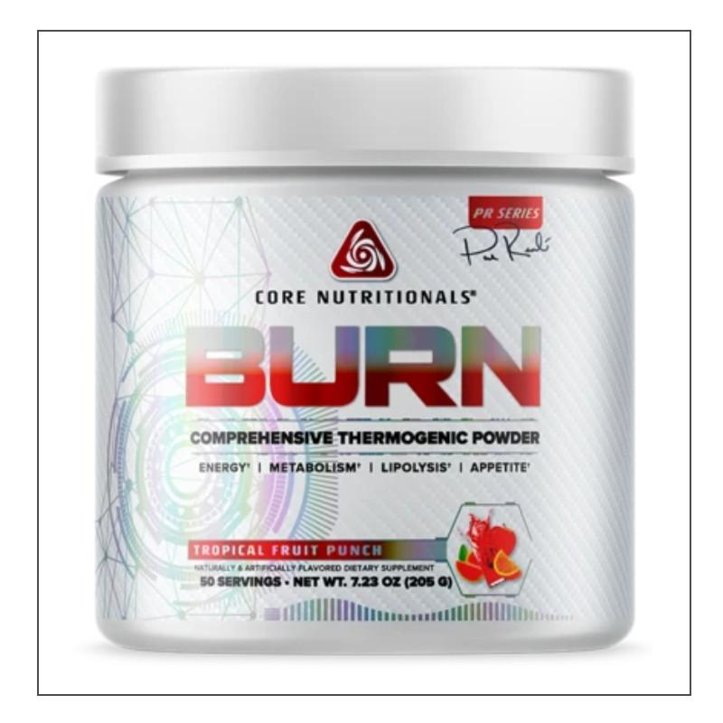 Core Nutritionals Burn Powder