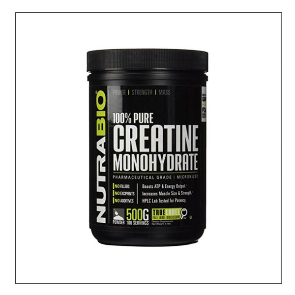 CoalitionNutrition,Nutra Bio - Creatine - CoalitionNutrition