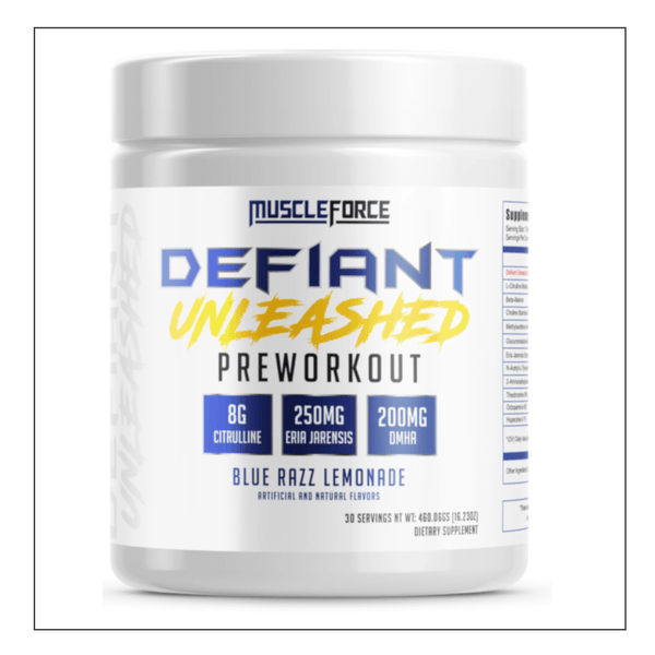 MuscleForce Defiant Unleashed