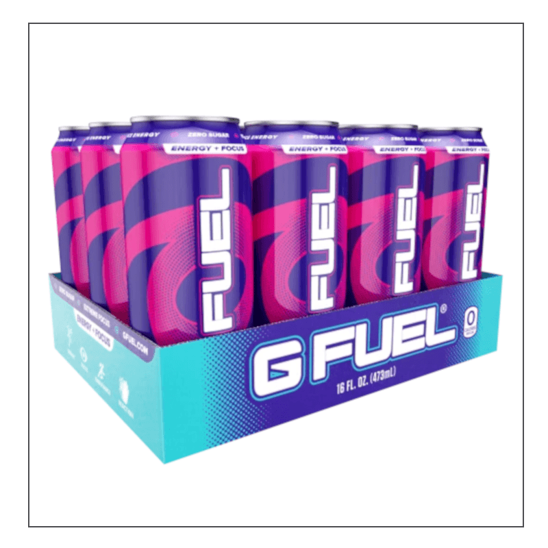 G Fuel Energy Can