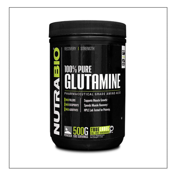 CoalitionNutrition,Nutra Bio - Glutamine - CoalitionNutrition