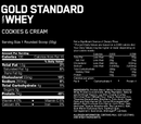 CoalitionNutrition,Optimum Nutrition - 100% Gold Standard Whey - CoalitionNutrition
