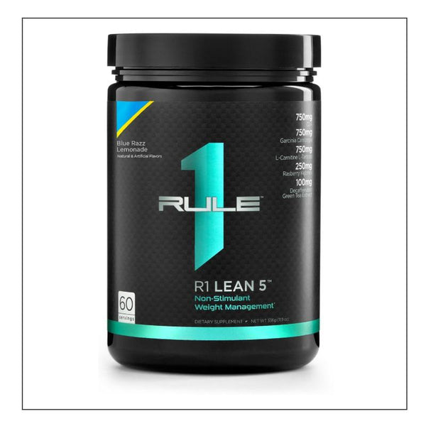 CoalitionNutrition,Rule 1- Lean 5 - CoalitionNutrition