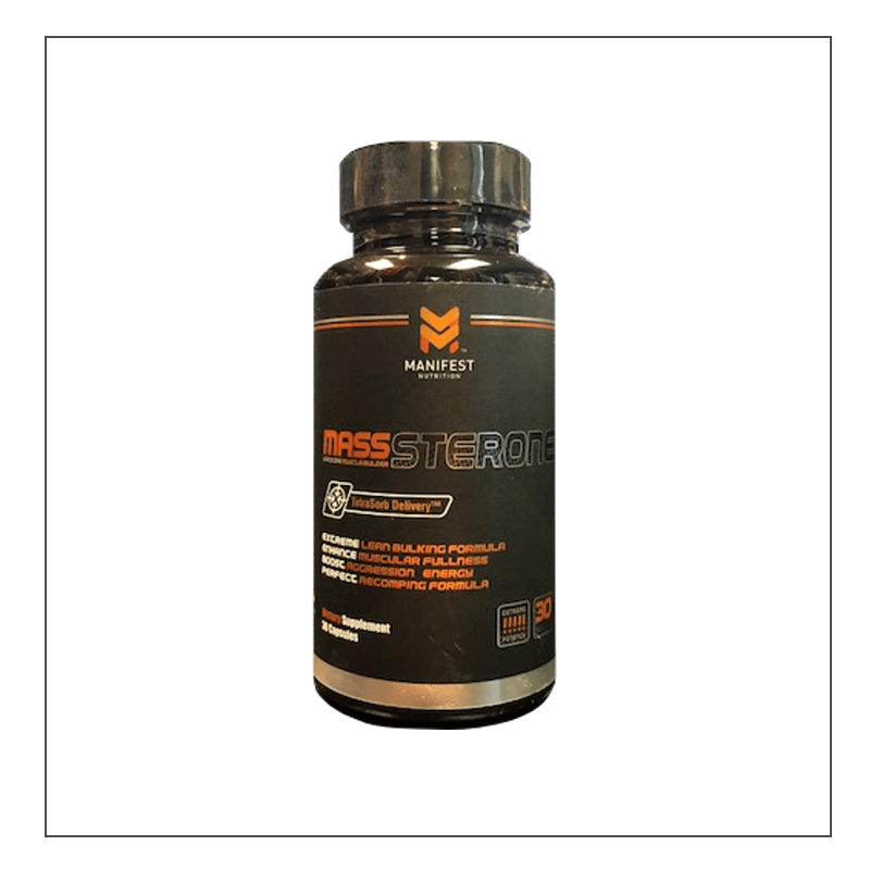 CoalitionNutrition,Manifest - Mass-Sterone - CoalitionNutrition