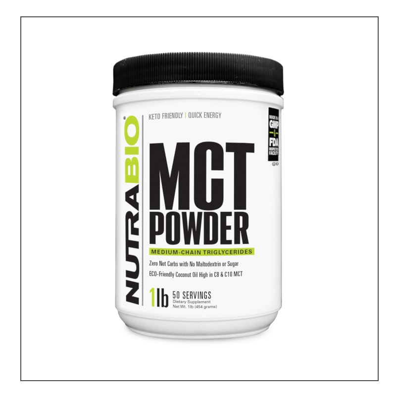 CoalitionNutrition,Nutra Bio MCT - CoalitionNutrition