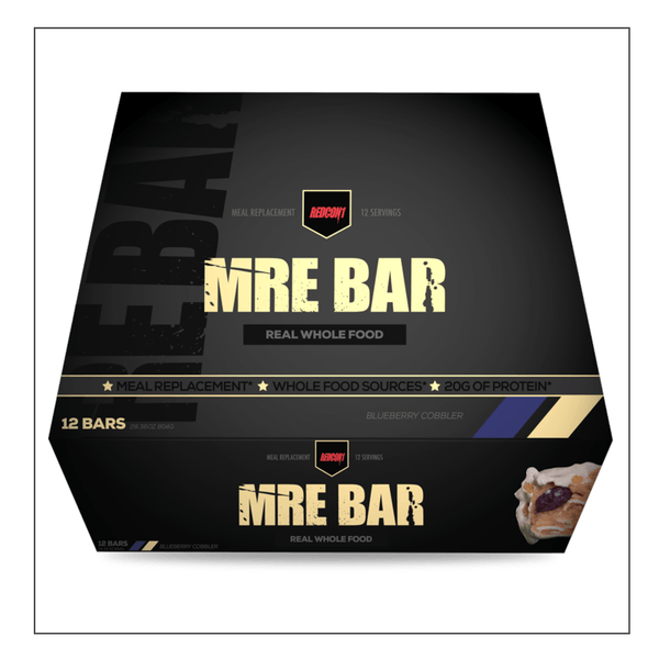 CoalitionNutrition,Redcon 1 - MRE Bar - CoalitionNutrition
