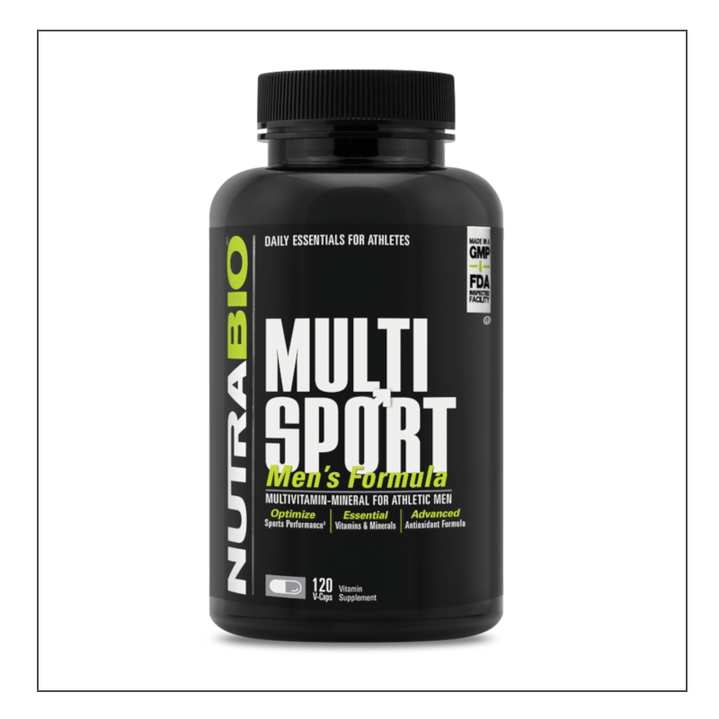 Nutra Bio Multi Sport Men