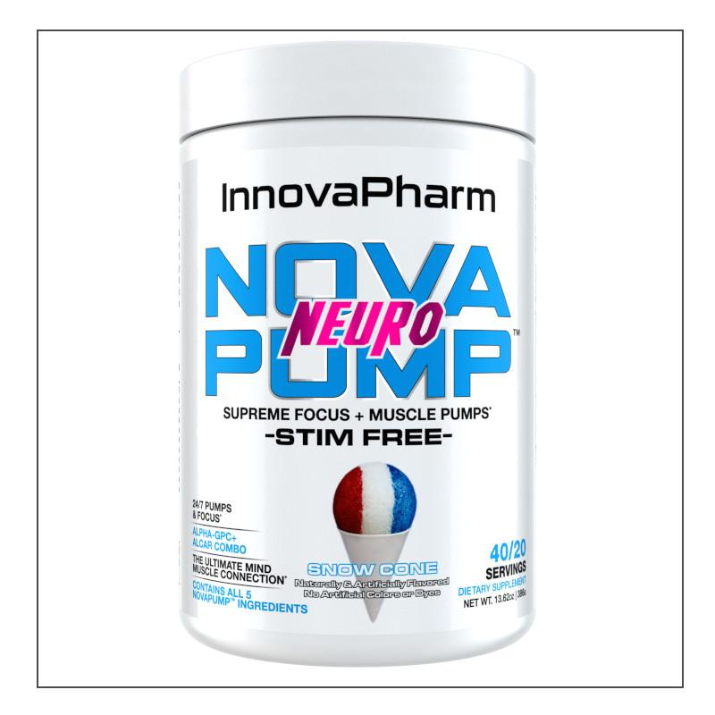 CoalitionNutrition,Innova Pharm NovaPump Neuro - CoalitionNutrition