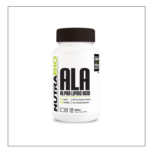 CoalitionNutrition,Nutra Bio - ALA - CoalitionNutrition