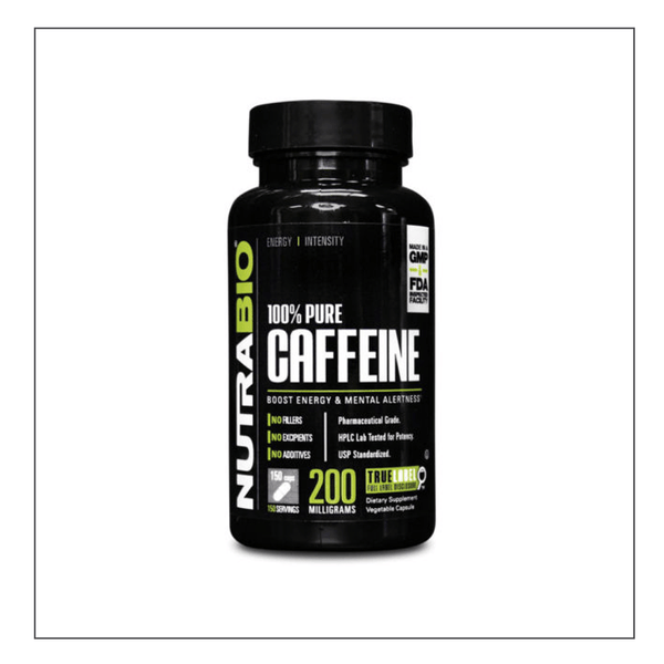 CoalitionNutrition,Nutra Bio -Caffeine - CoalitionNutrition