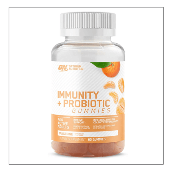 Optimum Nutrition Probiotic Gummies