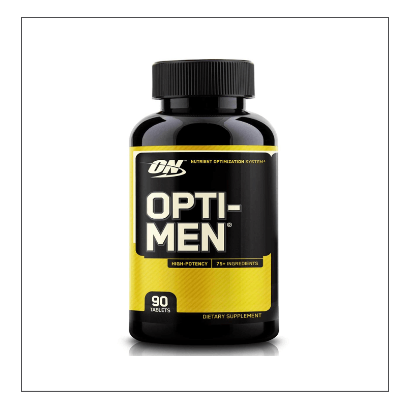CoalitionNutrition,Optimum Nutrition Opti-Men - CoalitionNutrition