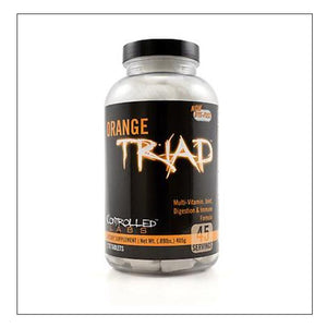 Controlled Labs- Orange Triad- 270 tab | CoalitionNutrition