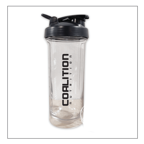Coalition Nutrition Performance Shaker Bottle