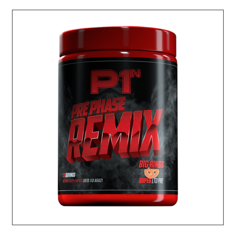 Phase One Nutrition Pre Phase Remix