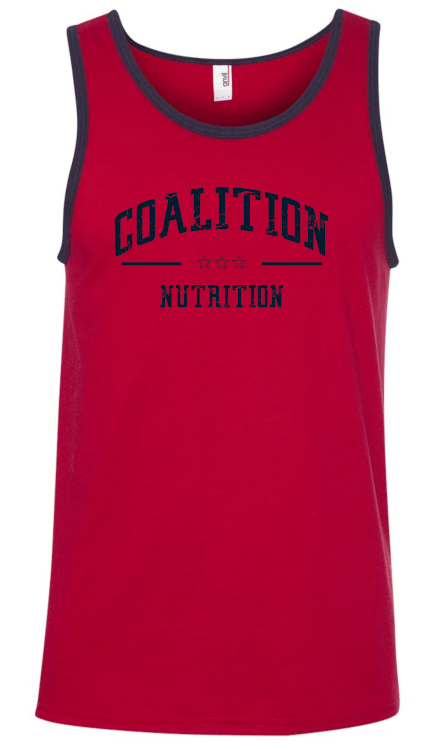 Coalition Nutrition Gym Tank