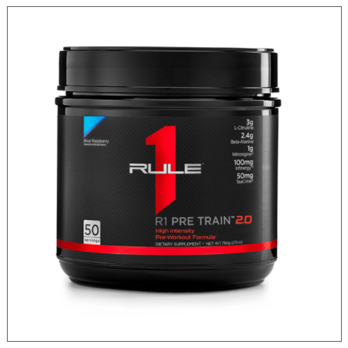 CoalitionNutrition,Rule 1 - Pre Train 2.0 - CoalitionNutrition