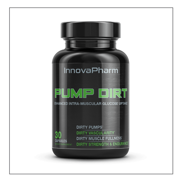 CoalitionNutrition,Innova Pharm - Pump Dirt - CoalitionNutrition