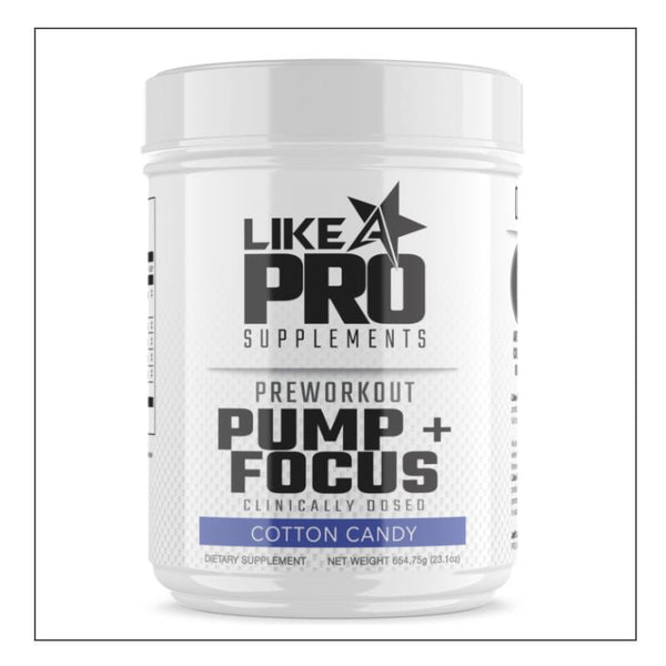 CoalitionNutrition,Like A Pro Supplements- Preworkout PUMP - CoalitionNutrition