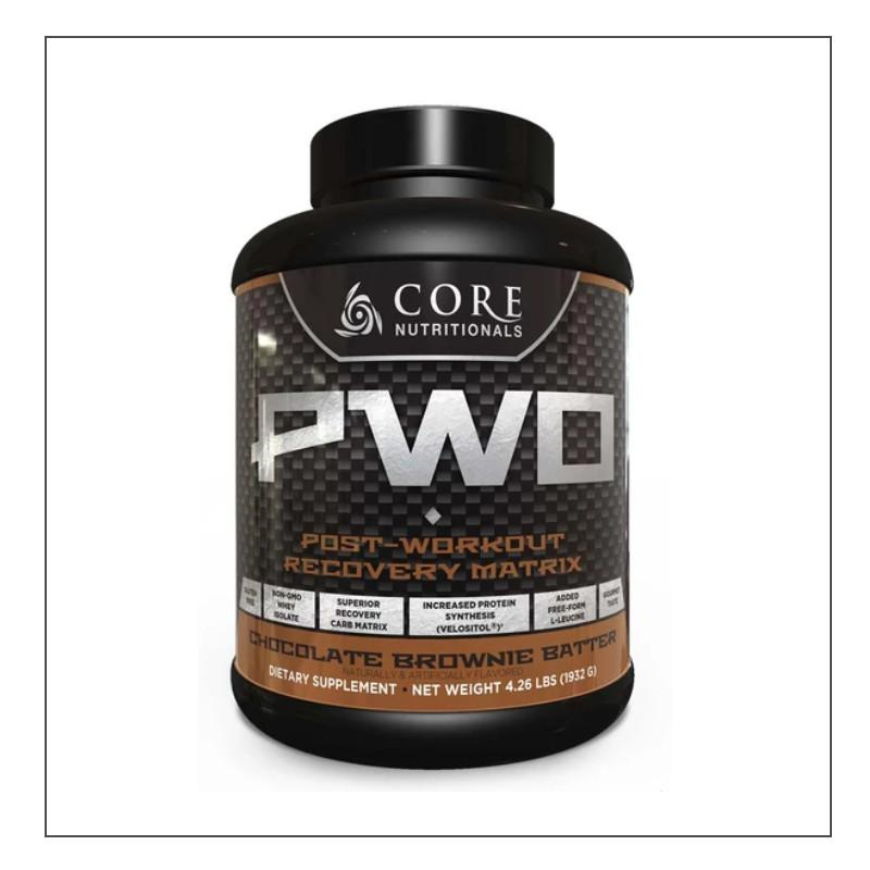 Core Nutritionals PWO