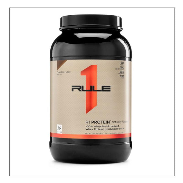 CoalitionNutrition,Rule 1 - Protein Naturally Flavored and Sweetened - CoalitionNutrition