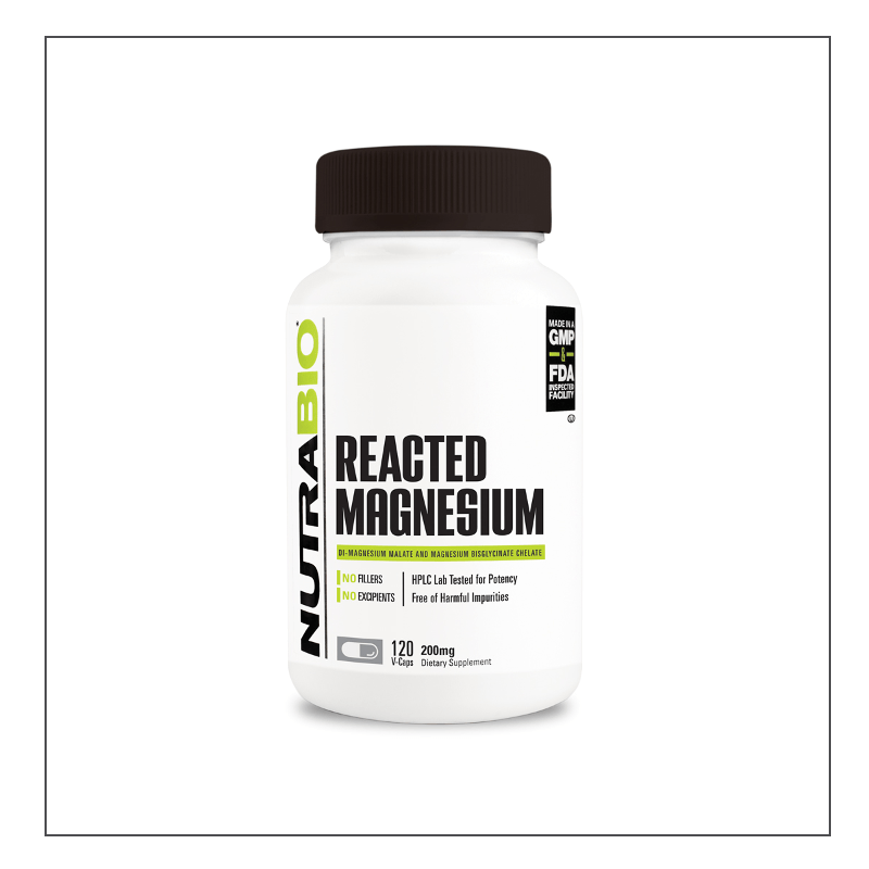 CoalitionNutrition,Nutra Bio - Reacted Magnesium - CoalitionNutrition