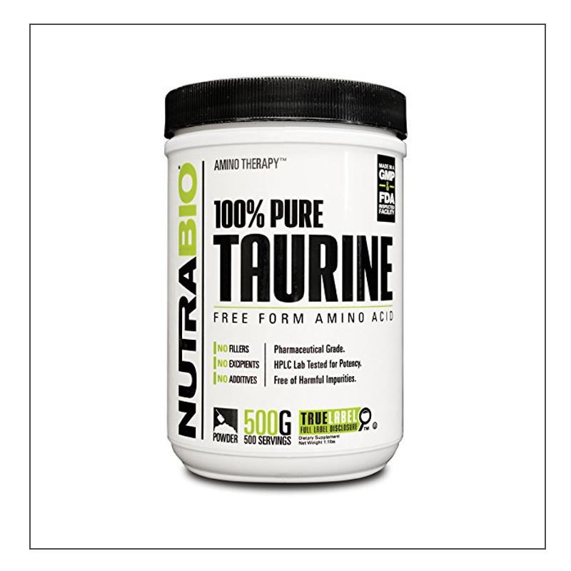 CoalitionNutrition,Nutra Bio - Taurine - CoalitionNutrition