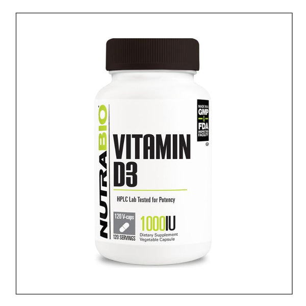 CoalitionNutrition,Nutra Bio - Vitamin D - CoalitionNutrition