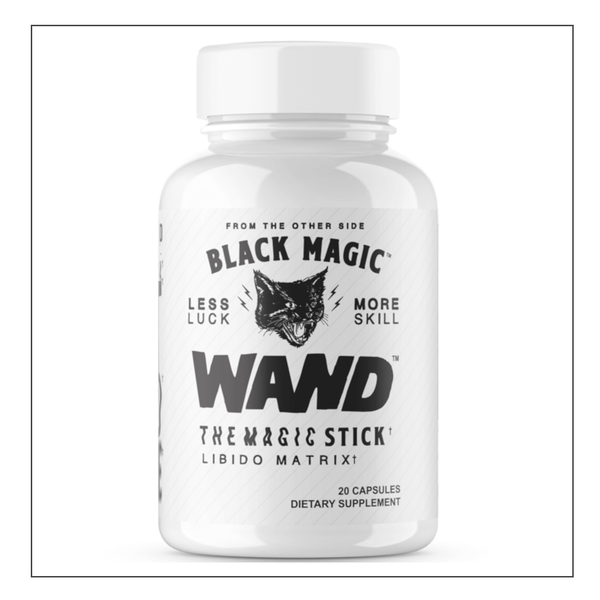 CoalitionNutrition,Black Magic Wand - CoalitionNutrition